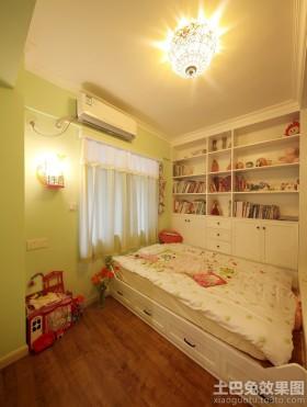 简约型儿童房室内装修效果图片