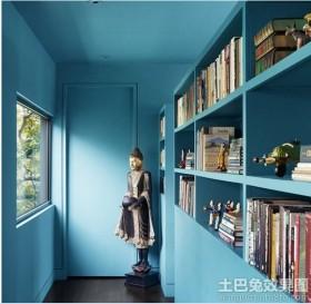 2013最新书房书柜装修效果图片大全