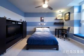 室内阁楼卧室装修效果图
