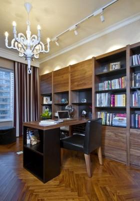 书桌书柜装修设计