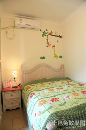 小面积卧室装修效果图大全2013