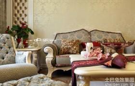 豪华客厅沙发图片