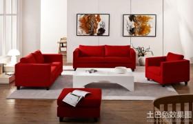 韩式客厅沙发家具图片