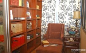 美式单人沙发图片