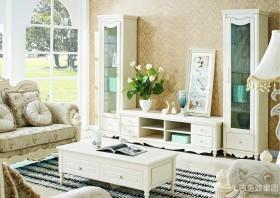 白色简欧家具图片大全
