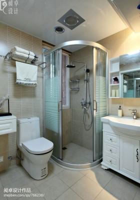 最新家居卫生间装修效果图欣赏