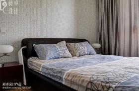 现代卧室墙纸图片大全