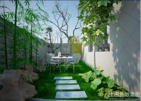 露天小阳台设计效果图片欣赏