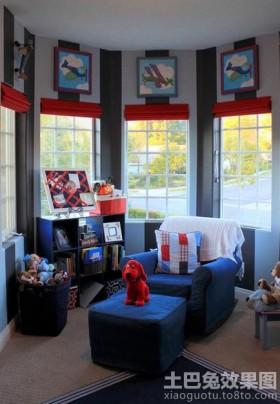 儿童房沙发装修效果图欣赏