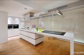 2013开放式整体厨房效果图欣赏