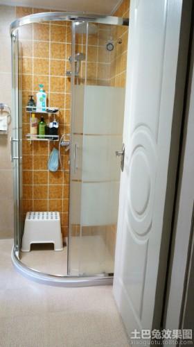 超小卫生间门装修效果图