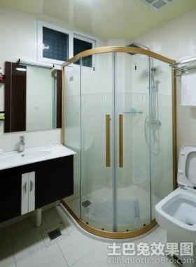卫生间淋浴房图片欣赏