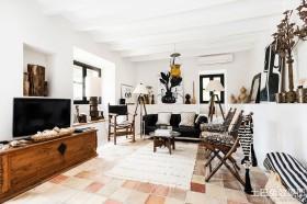 西班牙风格室内设计