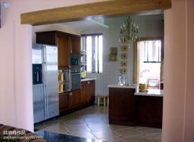 2013别墅整体厨房装修效果图欣赏