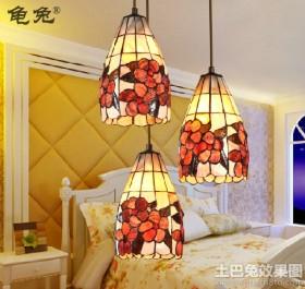卧室创意灯泡图片