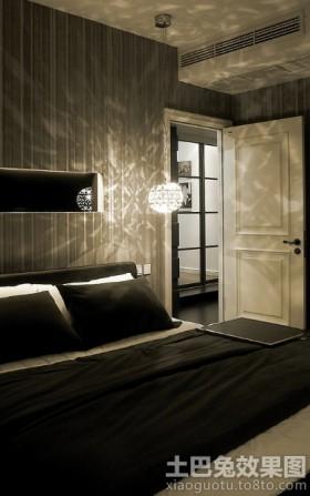 卧室圆形壁灯图片欣赏