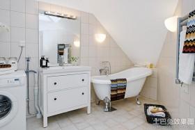 小户型卫生间镜前灯图片