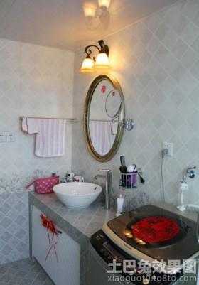 简约卫生间镜前灯图片