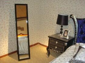 主卧室穿衣镜图片