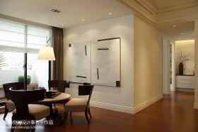 2013年现代简约餐厅装修效果图大全