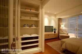 现代简约风格室内储物柜装修效果图