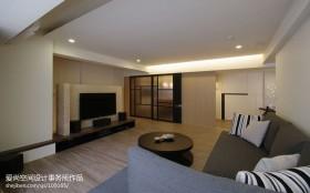 120平米房屋客厅装修效果图