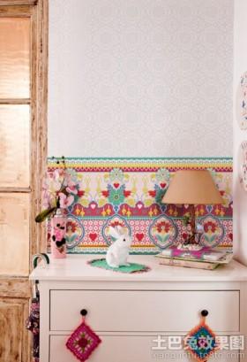 玄关背景墙装饰效果图