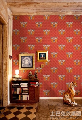 客厅背景墙装饰效果图