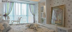 田园卧室装修效果图大全2013图片