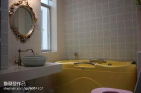 小型卫生间装修效果图片