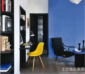 小面积书房装修效果图大全2013图片