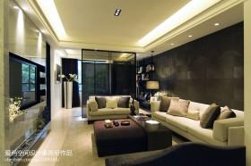 现代最新客厅装修效果图大全2013图片
