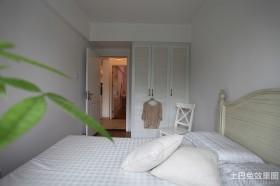 北欧风格装修卧室效果图大全2013图片