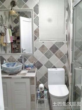 2013年小卫生间装修效果图片