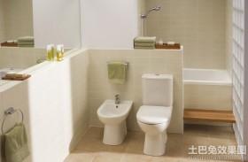 日式卫生间装修效果图