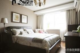 现代10平米卧室装修效果图