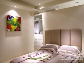 简约小面积卧室装修效果图2013