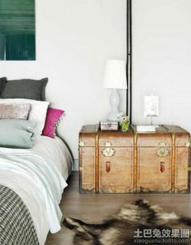 2013卧室床头柜图片