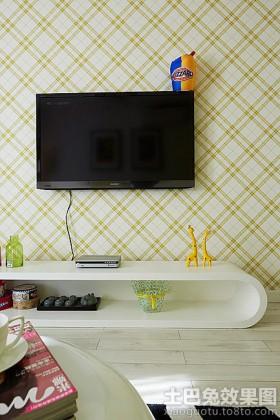 2013年最新电视背景墙壁纸图片