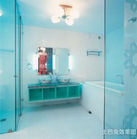 大卫生间装修设计效果图