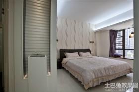 2013现代简约卧室设计效果图