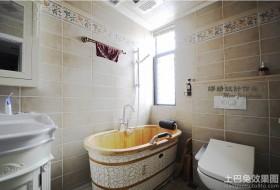 家庭卫生间设计效果图欣赏