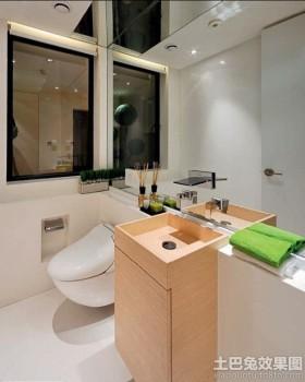 日式风格卫生间装修效果图欣赏