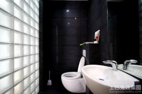 最新现代卫生间装修效果图欣赏