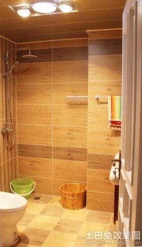 主卧室卫生间装修效果图大全2013图片