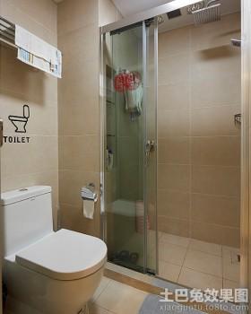 淋浴房隔断装修效果图