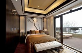 别墅主卧室装修效果图大全2013图片欣赏