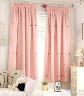 客厅窗帘装修效果图片大全2013