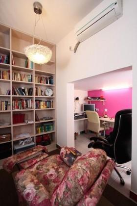 小书房书架装修效果图图片
