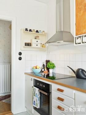 简约厨房设计效果图欣赏